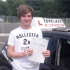 I would definitely recommend learning to drive with Topclass driving school because of the quality of                                 teaching and the very competitive prices. During my driving lessons Tim was very helpful and patient.                                 So this gave me much more confidence when driving plus I managed to pass the driving test 1st time.                                 <br /><br />                                 Thanks again Tim.<br/><br/><b>Ben Lambert</b>, Chatham Kent