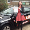 I would like to say thank you to  Topclass Driving School for getting me through my driving test. It was a really enjoyable experience learning to drive with Tim! He is an exceptional teacher and always had time and patience with me. I will miss our driving lessons very much. Thank you Tim!<br /><br />Thanks again Tim x<br/><br/><b>Carly Jennings</b>, Rainham Kent
