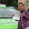 I want to say a huge thank you to my now ex-driving instructor Keith Babbs for helping me pass my driving                                 test... FIRST time. When I first joined top class I was a bit nervous as I hadn&rsquo;t had great experiences                                 in the past. And needless to say, I questioned majority of my manoeuvres. Also, I&rsquo;m sure Keith can back me                                 up when I say this &mdash; But I asked so many questions. Nevertheless, in the state I was in Keith managed to                                 get me on the straight and narrow and I finally started to enjoy driving. He made me feel comfortable and                                 at ease. He has bundles of energy and even larger amounts of patience. He has a professional manner in                                 everything he approaches and is very accommodating. I had great fun while learning to drive with Keith,                                 he has a great sense of humour and knows how to crack a joke or three. I would recommend Keith to anyone;                                 he is such a lovely character. This may be the end of my driving lessons, but it won&rsquo;t be the last                                 time we meet.                                 <br /><br />                                 It was a pleasure doing business with you ha. <br/><br/><b>Chelsea Naife</b>, Chatham Kent