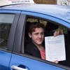 I have been having driving lessons with Top Class driving instructor Sean Healy since September last year and was extremely pleased not only with the price, but also with the quality of the driving lessons. The atmosphere was relaxed and Sean made me feel comfortable in what was, at the time, a completely new experience. Sean helped me tremendously and with his help I managed to pass my practical driving test first time on the 3rd of April 2013.<br /><br />Would like to say a big thank you to Topclass Driving School and my Driving Instructor Sean Healy.<br/><br/><b>Christopher Taylor</b>, Gravesend Kent