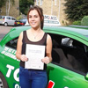 Hello! <span class='smileyFace'></span> passed my driving test today I would like to leave a review for your website! I passed my test                                 first time on the 25th September. I would like to say a massive thank you to Topclass and my driving                                 instructor Keith Babbs I couldn't of wished for anyone better! Such a friendly, chatty and calm person                                 as well as a brilliant instructor! Very punctual and makes lessons very enjoyable, highly recommended <span class='smileyFace'></span>                                 <br /><br />                                 Thanks Keith xx<br/><br/><b>Emily Read</b>, Gillingham Kent