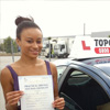 I started learning to drive with Topclass driving school in February 2013 and I passed both my theory and                                 practical first time within a few months! My driving instructor Gillian Nicholas was professional, reliable,                                 flexible and honest and gave me valuable feedback when needed. Topclass driving school is an affordable firm                                 to learn with but also teach at a very high standard!                                 <br /><br />                                 Would highly recommend!<br/><br/><b>Emma Flaherty</b>, Ipswich Suffolk