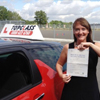 I started my Driving lessons with Topclass instructor Michelle, in early Feb this year. From the onset I                                 felt comfortable and was given clear, calm and reassuring advice throughout my learner driving experience.                                 Particularly helpful was Michelle's flexibility in terms of timing of lessons. I commute to London for                                 work so having an instructor willing to do 7pm lessons during the week was great. It all worked out                                 pretty well as I've just passed my test, first time! Thanks for an enjoyable, stress free learning                                 experience, see you on the road..                                 <br /><br />                                 Thank you<br/><br/><b>Grace Butcher</b>, Strood Kent