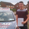 "James Austin of downswood Maidstone passed his test on Friday 2nd of August at Maidstone test centre here's what                                 James had to say ""I would like to say thank you to my driving instructor Andy from Topclass driving school.                                 He was always very reliable and  patient and explained things very well. No need to ask for a lift to work                                 any more life just got a whole lot easier for me""                                 <br /><br />                                 Thanks Andy<br/><br/><b>James Austin</b>, Maidstone Kent"