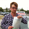 John passed first time with zero driving faults. It can't get better than that!!!!!<br /><br />                                 Now the Journey to Work and and back will be so much easier this should really make a massive difference to you , and give you that all important independence.<br/><br/><b>John Midmer</b>, Ipswich Suffolk