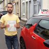 Hi Michelle, I want to express my immeasurable thanks for your awesome driving tuition! I&rsquo;m so very                                 glad I chose Topclass driving school and I had you as my driving instructor and I absolutely wouldn&rsquo;t                                 recommend anyone else. I&rsquo;m blown away that you managed to get me through my test in *10 driving lessons*,                                 it was a big challenge and not at all a cakewalk but you rose to it and made it happen which is totally fab.                                 I appreciated your patience and the fact you made sure I understood everything. Also, I loved your systematic                                 and methodical approach which allowed me to learn things in a really efficient way. Thanks for being a                                 wicked driving instructor, I enjoyed every minute! <span class='smileyFace'></span><br/><br/><b>Lewis Leeming</b>, Gillingham Kent
