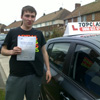 Would like to say a big thank you to Topclass driving School and my Driving Instructor Andy he was very patient and he was very profesional and helped me to pass my Driving Test first time. I would recomend him and Topclass Driving School to anybody wanting to learn to drive.<br/><br/><b>Luke Hambrooke</b>, Maidstone Kent