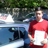 Hi my name is Nathan Stevens I passed my driving test on Friday the 3rd of May                                 &quot;I am so pleased I went to Topclass Driving School my driving instructor was Andy rogers he was reliable and very patient which was nice after another school that I had been with had mucked me about a lot. Andy helped me to pass my test 1st time which I was very pleased about.&quot;                                 <br />                                 Thanks Andy<br/><br/><b>Nathan</b>, Maidstone Kent