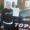 Hi I would just like to say a huge thank you to top class driving school and a massive huge thank you to my                                 driving instructor john who was the best driving instructor ever he had a lot of patience and it was a                                 pleasure every week going out with him for my driving lessons I passed my driving test on the 11/12/13 once                                 again thanks john I wouldn&rsquo;t of done it without you.<br/><br/><b>Nicky Chapman</b>, Maidstone Kent