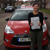 I would like to say thank you to Michelle Fisher from Topclass driving School learning with Michelle was great she was really encouraging and patient and I would recommend Michelle and Topclass Driving School to anyone wanting to take driving Lessons.<br/><br/><b>Shona Forster</b>, Gillingham Kent