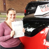 I&rsquo;ve really enjoyed doing my intensive driving course with Topclass driving School they where very                                 professional and helpful. Instructors are very friendly and I passed 1st time after only 25 hours <span class='smileyFace'></span>                                 I would definitely recommend my driving instructor Michelle and Topclass driving School to anyone!<br/><br/><b>Sophie Sawyer</b>, Gillingham Kent
