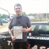 Hi my names Steve durrant I passed my Test yesterday in Gillingham first time with Topclass driving school                                 and would like to say a big thank you to my driving instructor John he was Professional, punctual and                                 structured, a great  learning package he was a responsive and personable instructor, thanks again John.                                 I would recommend you and Top Class to anyone.                                 <br /><br />                                 John give me a shout if you&rsquo;re ever in town and I&rsquo;ll buy you a drink<br/><br/><b>Steve Durrant</b>, Sittingbourne Kent