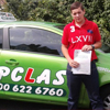 Hi would like to say thank you to Topclass driving school and my driving instructor keith.                                 He was a brilliant driving instructor, he never raised his voice once and was easy to get along with.                                 Also I only had 30 something lessons and I was ready for my test, which I passed first time and that was                                 with 2 examiners in the car. Really couldn&rsquo;t fault him on anything.                                 <br /><br />                                 Thanks Keith<br/><br/><b>Tony Dighton</b>, Sheerness Kent
